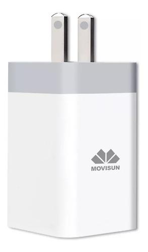 movisun mc-55 cargador-kit3en1-carga rápida-cualquier modelo