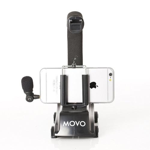 movo smartphone video enhancement kit con estabilizador