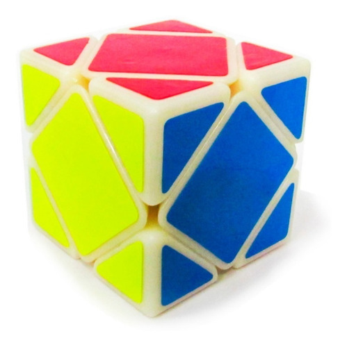 moyu skewb cubo magico rubik profesional competencia origina