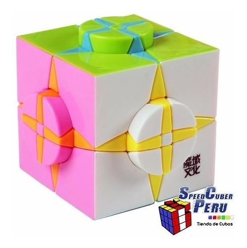 moyu wheel of time  timewheel cubo mágico de rubik