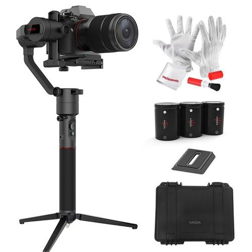 moza aircross de 3ejes handheld gimbal para cámara