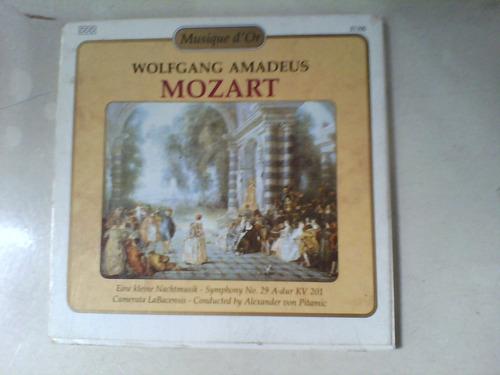 mozart cd de musica clasica   original sinfonia no. 29