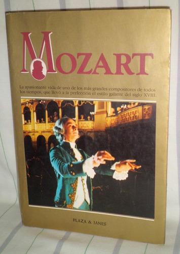 mozart ( novela historica) - basada en serie televisada
