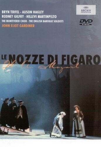 mozart opera comp le nozze di figaro dvd nuevo 2001 alemania