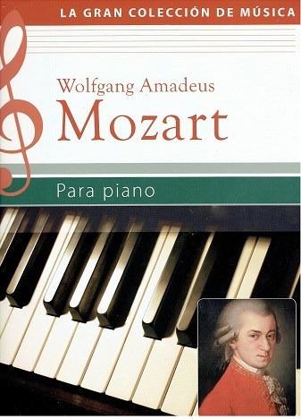 mozart para piano - partituras