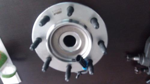 mozo cubo rueda 515058 silverado cheyenne 3500 4x4 año 01-07