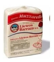 mozzarella barraza x10kg