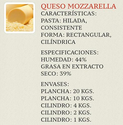 mozzarella la napoli ( 1 kg )
