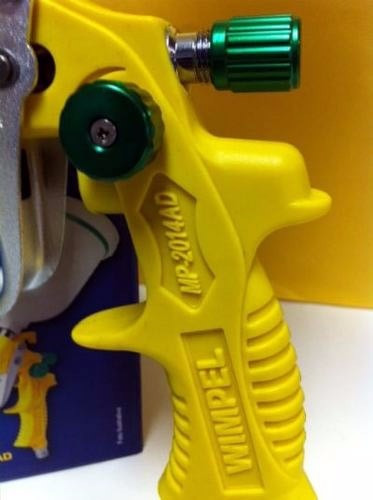 mp2014 pistola de gravidade wimpel bico 0.8mm 300ml