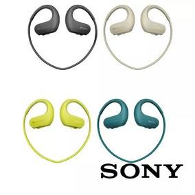 Sony Nw-ws413 4gb Walkman 12hrs Mp3 Player A Prova D´agua