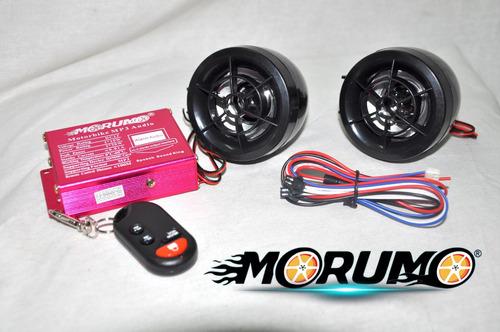 mp3 / alarmas para motos