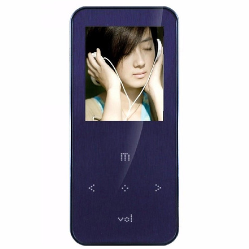 mp3 player 4gb metal onn q9  suporte micro sd  32gb