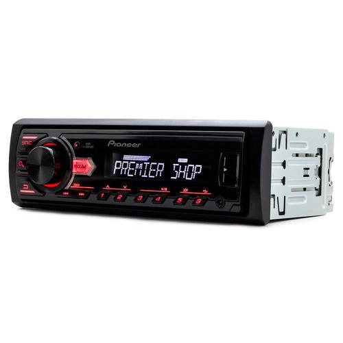 mp3 player automotivo pioneer mvh-98ub - usb e aux