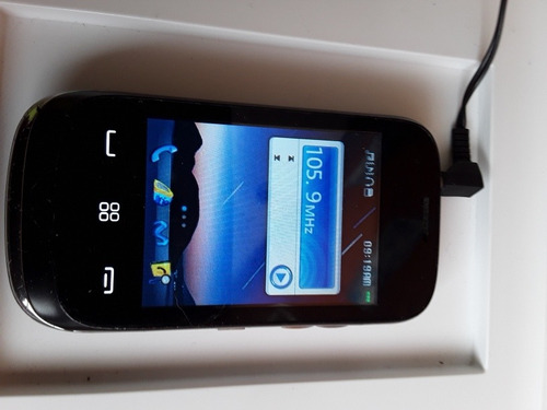 mp3 radio camara huawei g7105 4gb cargador y audifonos