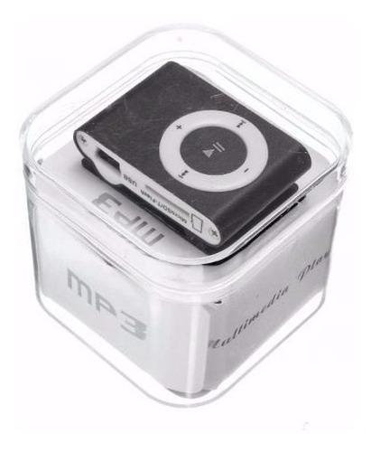 mp3 reproductor musica shuffle entrada micro sd + auricular