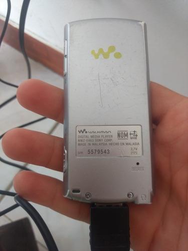 mp3 sony walkman modelo mwz e 463 cble original