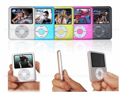 mp3 video mp4 player