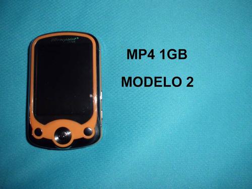mp4 1gb.... nuevos y 100% funcionales....