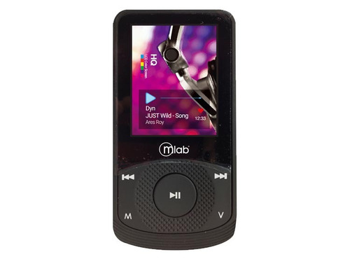 mp4 8gb mlab radio fm - mobilehut