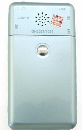 mp4 mp3 2gb - tela 1.8 , rádio fm, gravador de voz, leitor
