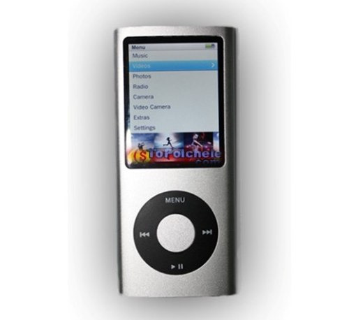 mp4 player 4th. generación (4gb