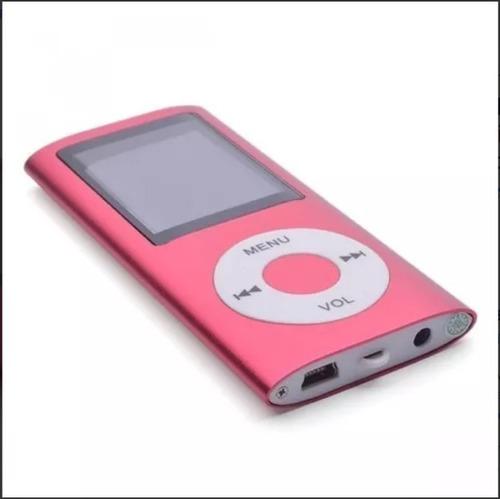 mp4 player mp3 video gravador de voz lcd fotos fino