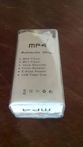 mp4 player multimedia 16 gb