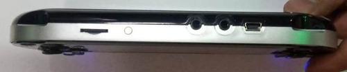 mp5 consola emulador de juegos camara, memoria 8gb videos tv