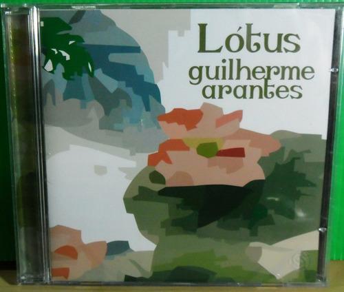 mpb pop rock cd guilherme arantes lótus som livre  lacrado