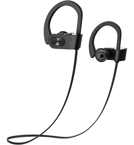 mpow flame bluetooth headphones, ipx7 waterproof wireless sp