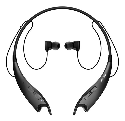 mpow jaws v4.1 bluetooth headphones wireless neckband headse