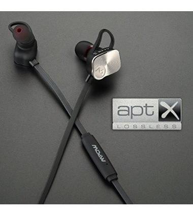 mpow magneto wearable bluetooth 4.1 inalámbrico deportes aur