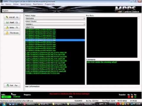 mpps tuning reprogramador de  archivos de  ecus  por  obd2