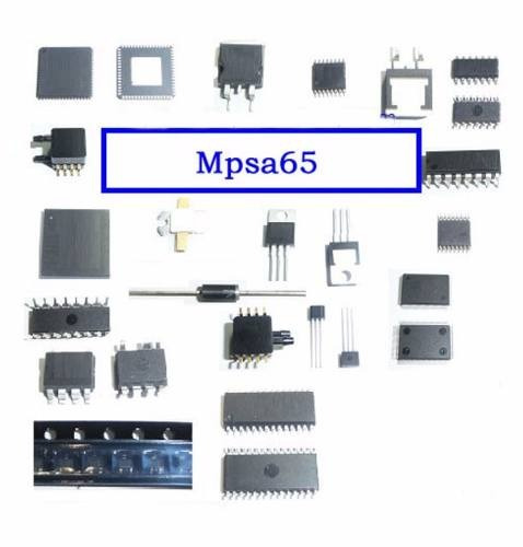 mpsa65 transistor mp sa 65 mps a65 mpsa 65