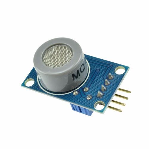 mq-7  sensor de monoxido de carbono co arduino, pic, avr
