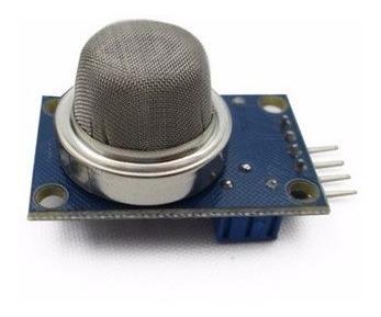 mq2 sensor de gas metano humo para arduino