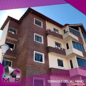 M R 129 Conj Res Terraza Del Aluminio Apartamento En Venta