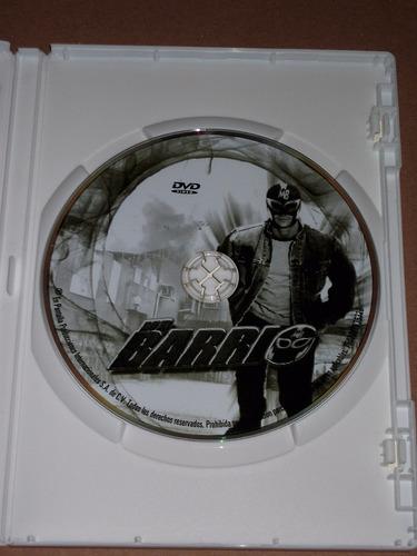 mr barrio dvd