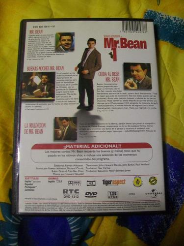 mr. bean. 1