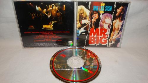 mr. big - raw like sushi ii (atlantic japan edition)