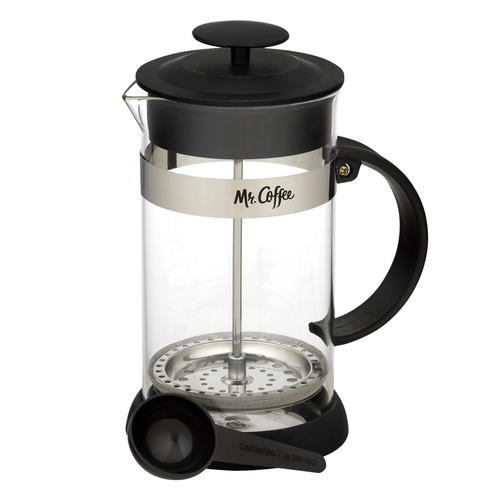 mr. coffee cafe oasis ss press, 1.0 ct
