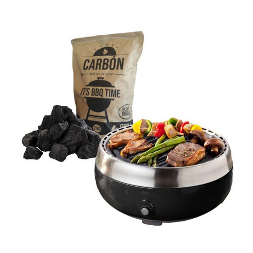 mr. grill - grillerette + carbon