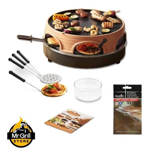 mr. grill - pizzarette grill + pañito pztg0001