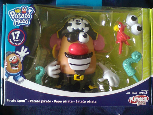 mr. potato head aventura pirata