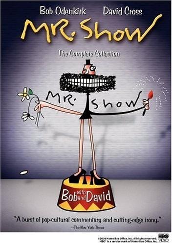 mr show serie completa en dvd