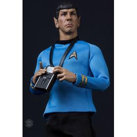 Mr Spock - Star Trek - Tos Qmx - Escala 1:6