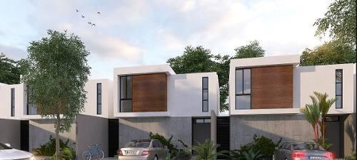 mr venta de hermosa casa en conkal, recamara principal segunda planta!!!