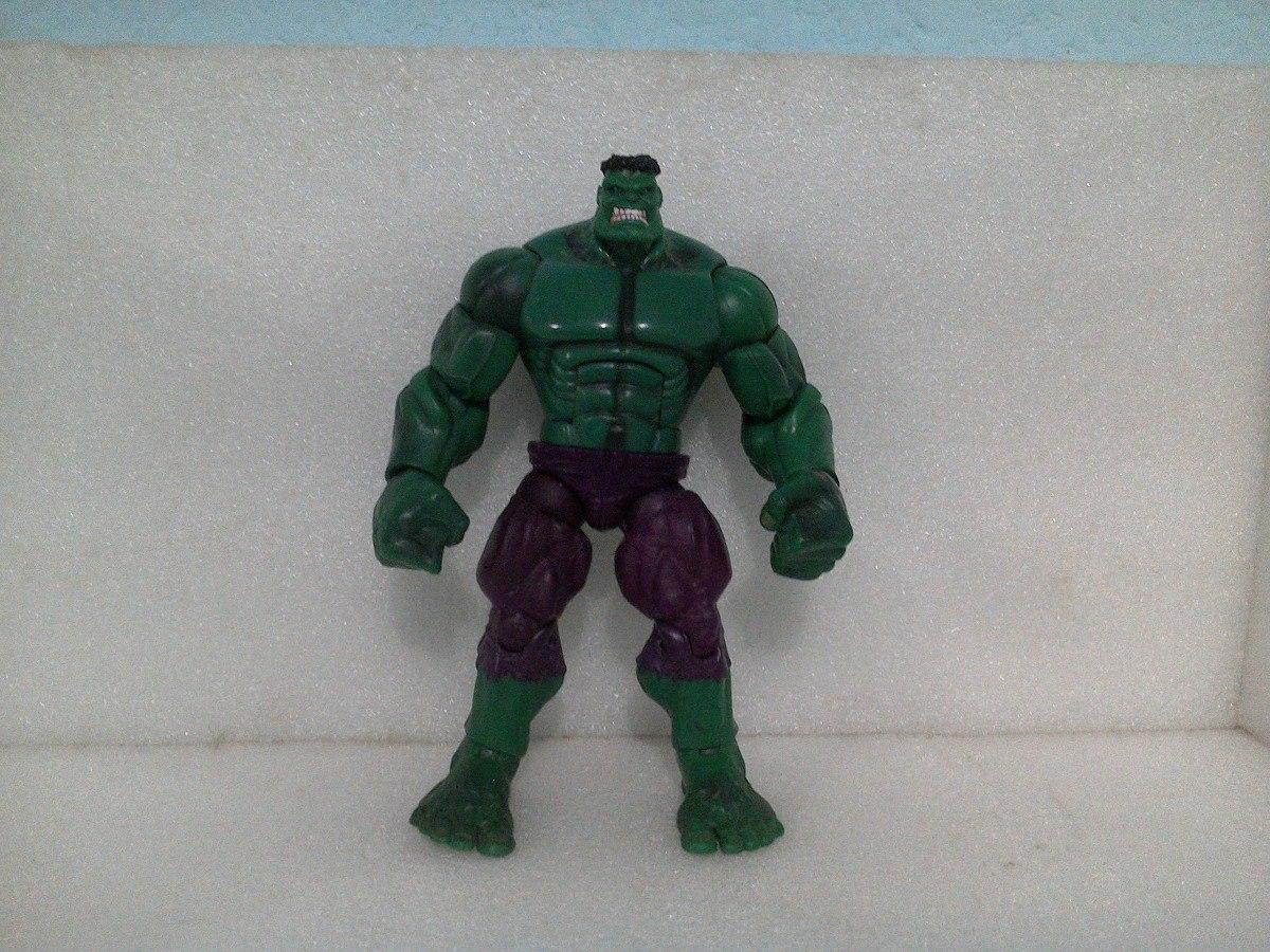 Mr34 Marvel Legends Hulk Two Pack Bootleg Envio Gratis - $ 799 00