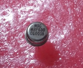 Mrf630 - Mrf 630 - Transistor De Potência