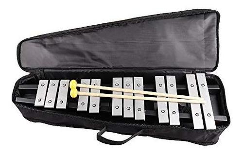 mr.power instrumento de percusion de vibrafono de xilofono g